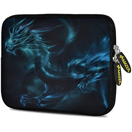 (Amzer 7.75-Inch Designer Neoprene Sleeve Case Pouch for Tablet, eBook, Netbook (AMZ5078077))