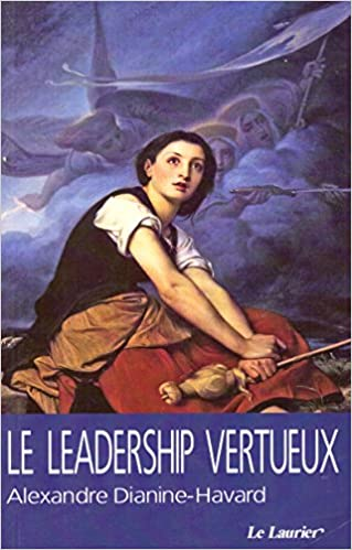 Couverture Le leadership vertueux