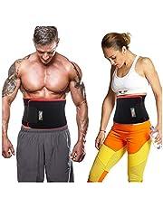 TAWFIT - Fascia Addominale Cintura Dimagrante Snellente per Uomo e Donna Brucia i Grassi e Promuove la Perdita di Peso
