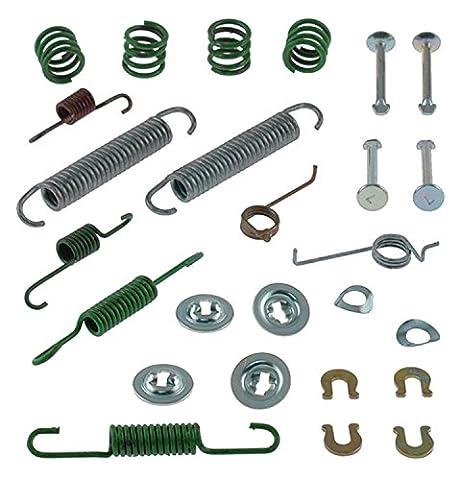 ACDelco 18K1067 Professional Rear Drum Brake Shoe Adjuster and Return Spring Kit - Rear Brake Return Spring