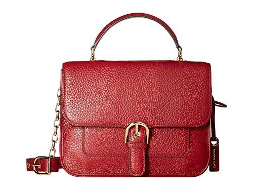 MICHAEL Michael Kors Women's Cooper Large School Satchel Cherry Handbag by MICHAEL Michael Kors