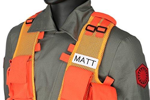Pluscraft Matt Vest Cosplay Costume accessories Props by Pluscraft (Image #3)