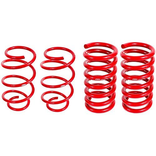 BMR Suspension SP086R Drag Lowering Spring Kit