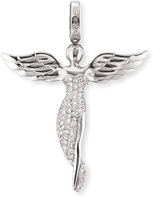 ängel i silver
