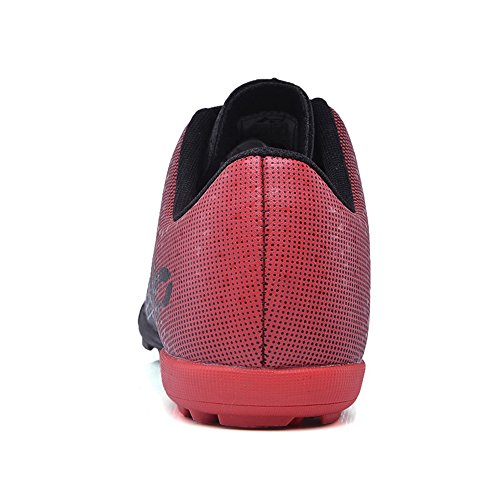 3d3cdd538 YING LAN Men's Boy's Turf Cleats Soccer Athletic Football Outdoor/Indoor  Sports Shoes TF