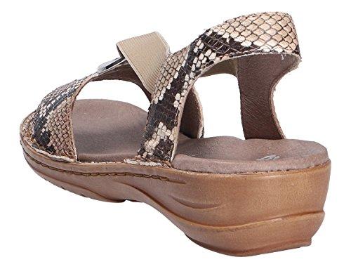 Women's Sandals ara Fashion Hawai Beige R8dOqOYwx