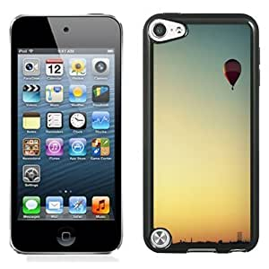 New Personalized Custom Designed For iPod Touch 5th Phone Case For Colorful Hot Air Balloon Phone Case Cover