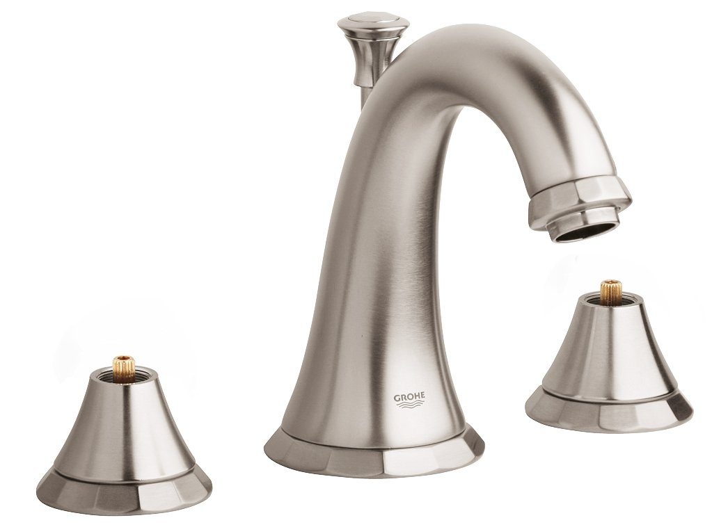 Widespread 2 Handle Bathrrom Faucet   1.5 GPM   Bathroom Sink Faucets    Amazon.com