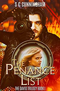 The Penance List by S C Cunningham ebook deal