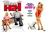 Love is Worth the Weight! Shallow Hal + There's Something About Mary DVD Romantic Comedy Double Feature Jack Black & Cameron Diaz