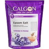 #10: Calgon Rejuvenating Epsom Salt (Lavender and Honey, 48-Ounce) (3 Pack)