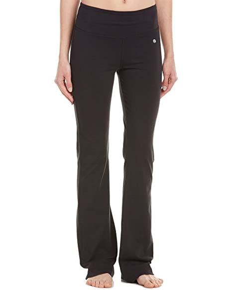 966c651b909b7 Amazon.com : Bally Total Fitness Womens Tummy Control Pant 32
