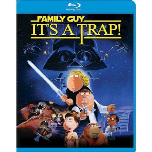 "Family Guy: It""s A Trap Blu-ray"