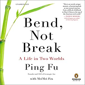 Bend, Not Break Audiobook