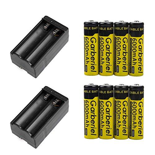 Led Aa Battery - 8