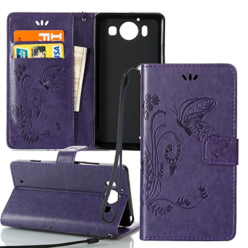 Microsoft BestAlice Butterfly Leather Magnetic product image