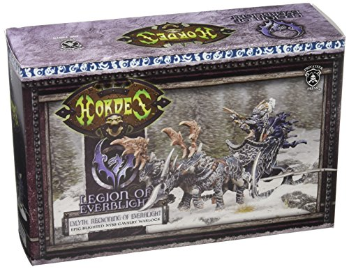 Privateer Press - Hordes - Legion: Lylyth Reckoning of Everblight Model Kit 3