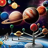 Solar System Planetarium Model Kit Astronomy Science Project- Kids Gift
