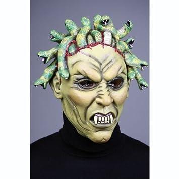Látex de terror máscara de Medusa