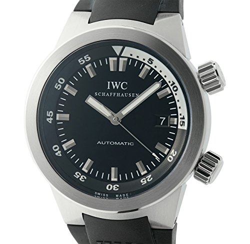 IWC Aquatimer automatic-self-wind mens Watch IW3548-07 (Certified Pre-owned)
