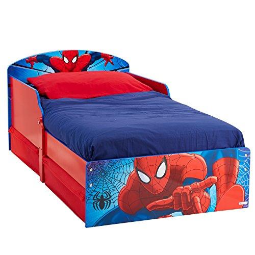 Worlds apart 516spa hellohome il lettino di spiderman con - Cassetti sotto letto ...