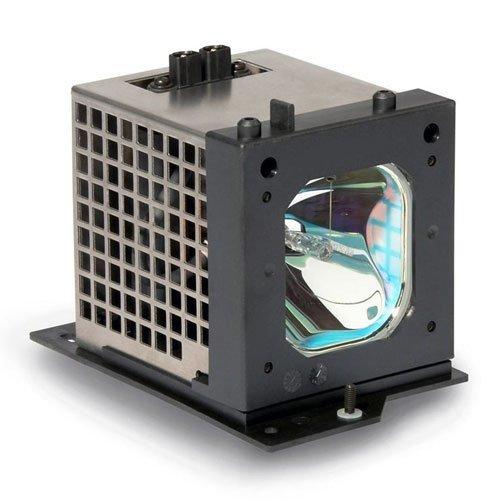 Mwave for Hitachi Compatible LC37, LP500, UX21511 RPTV Lamp with Housing C101.LC37