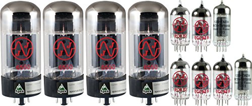 Tube Complement for McIntosh MC-275 by AP Tubesets