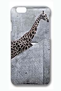 Case Cover For LG G2 3D Fashion Print Drop Protection Case Cover For LG G2 Giraffe Step In Stairs Scratch Resistant es