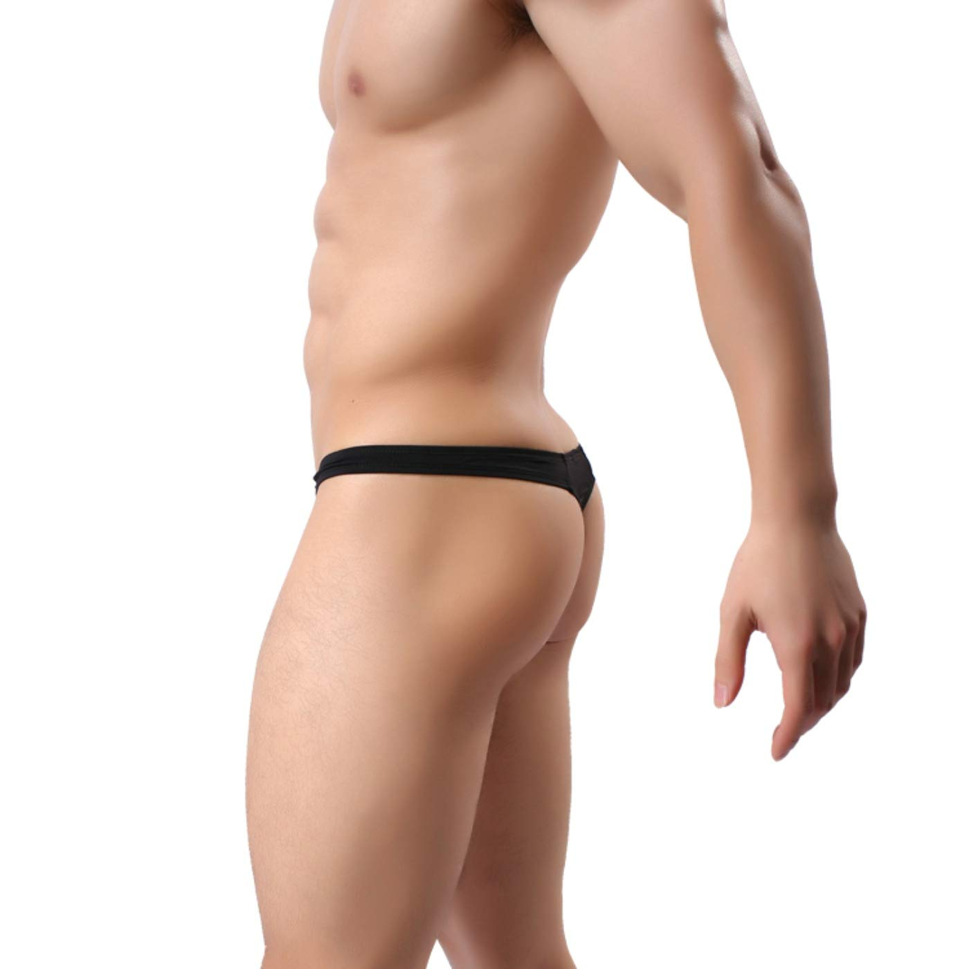 MuscleMate Premium Quality Mens Thong G-String Mens Sport Underwear Comfort