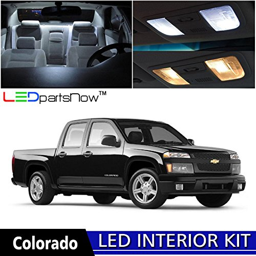 chevy colorado interior parts - 4