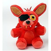 Five Nights At Freddy's 4 FNAF Freddy Fazbear Foxy Plush Toys Doll 10