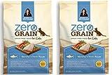 #9: Rachael Ray Nutrish Zero Grain Natural Dry Cat Food, Whitefish & Potato Recipe, Grain Free, 3 lbs (Pack of 2)
