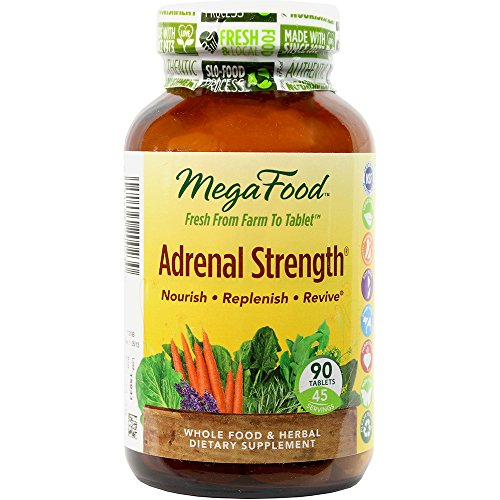 MegaFood Strength Promotes Endocrine Function product image
