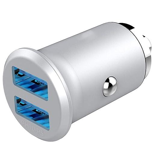 Cargador Coche Mini Cargador de Coche Cargador rápido 12 V ...