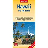 Hawaii: The Big Island | Hawaii: Grande Île | Hawái: La Gran Isla: 1:330.000 | reiß- und wasserfest; indéchirable et imperméable; irrompible & impermeable (Nelles Map / Strassenkarte)