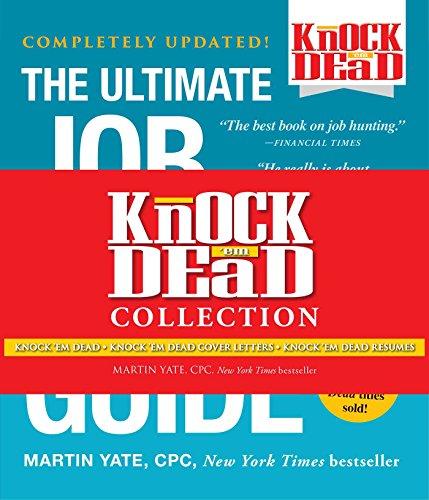 Image for Knock 'em Dead Collection: Knock 'em Dead; Knock 'em Dead Cover Letters; Knock 'em Dead Resumes