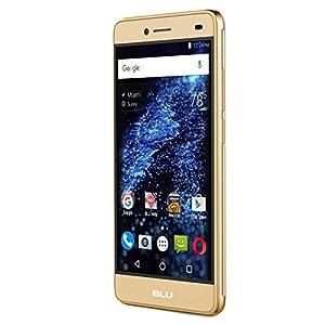 BLU Studio Selfie 2 - GSM Unlocked Smartphone - Gold