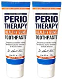 Beauty : TheraBreath Dentist Formulated PerioTherapy Healthy Gums Toothpaste, 3.5 Ounce (Pack of 2)