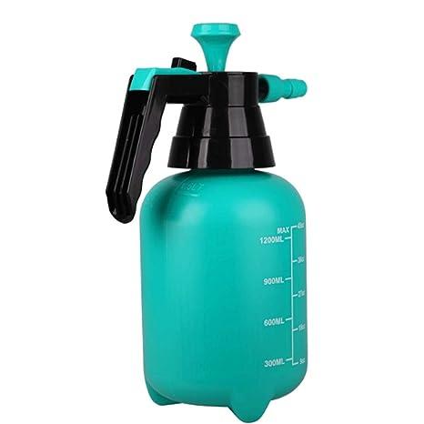 Great St. Watering Cans Handheld 1.2 Liter Manual Air Pressure Water Bottle Gardening  Watering Flower