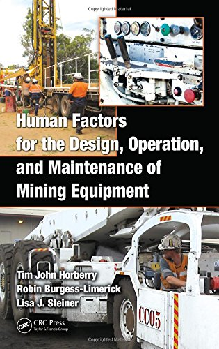 Human Factors for the Design, Operation, and Maintenance of Mining - Outlets Limerick Stores