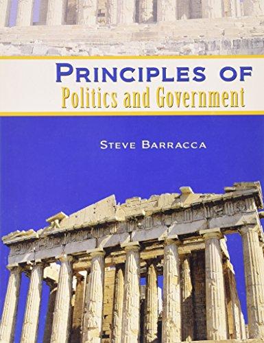 Principles Of Politics+Government