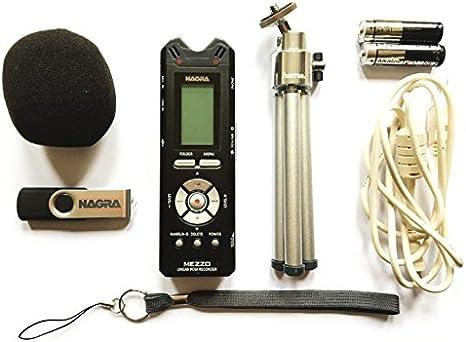 Nagra Nagra Mezzo Portable Recorder Musical Instruments
