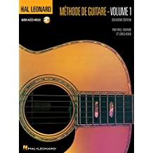 Hal Leonard Guitar Method Book 1: French Edition Book/Online Audio