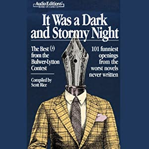 It Was a Dark and Stormy Night Audiobook