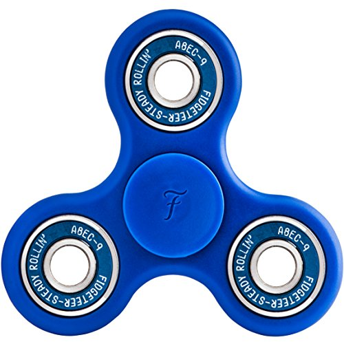 Street Fidgeteer Fidget Spinner - Blue