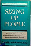img - for Sizing Up People book / textbook / text book