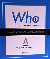 Who Training Workshop Participant's Guide