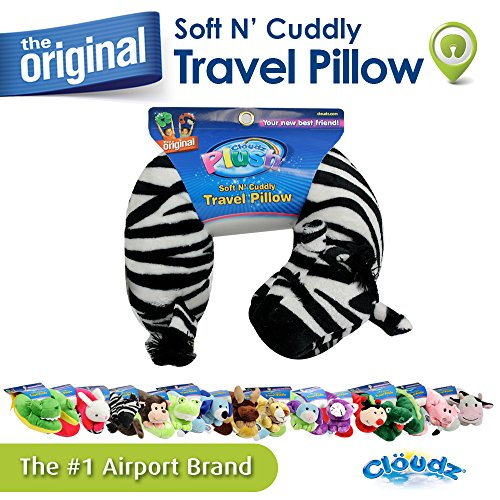 Cl%C3%B6udz Plush Animal Neck Pillows product image
