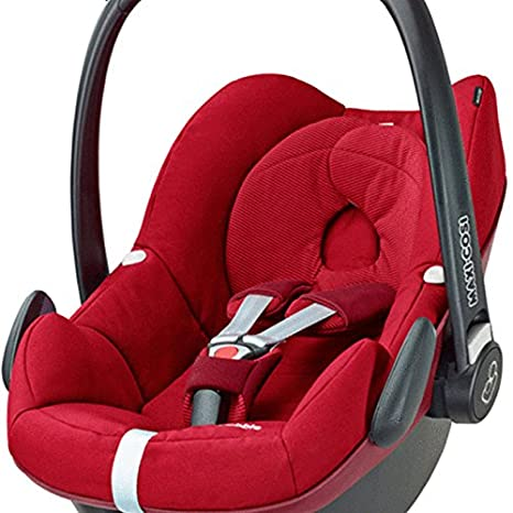 Maxi Cosi Ersatzbezug Für Pebble Robin Red Baby