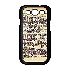 Passionate Style Snap-on Case Hard Shell Cover Band The Beatles Compatible with Samsung Galaxy S3 I9300 _Black 30307 by supermalls